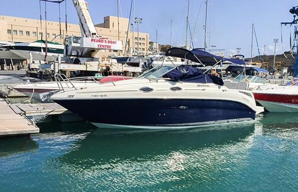 Sea Ray 255 Sundancer SEA RAY 255DA
