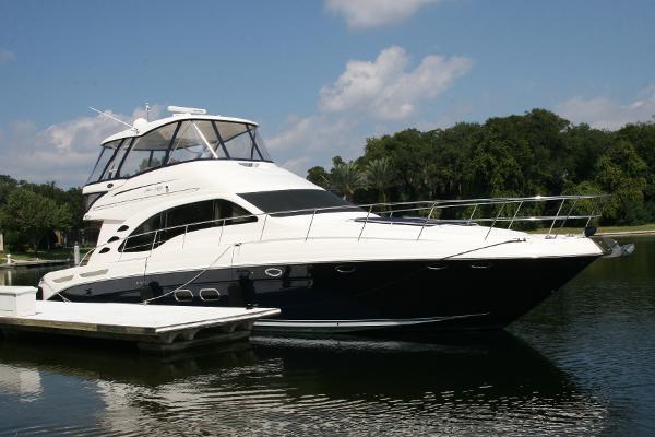 Sea Ray 550/580 Sedan Bridge