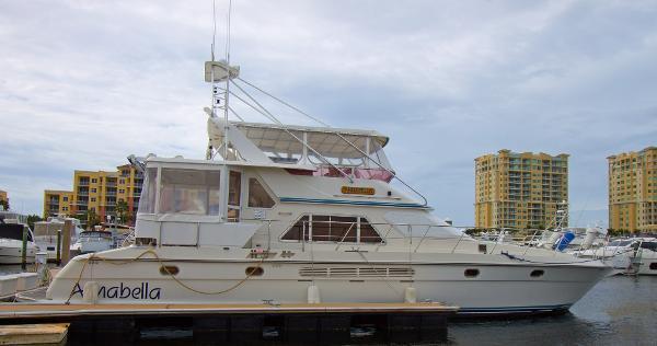 President Motor Yacht