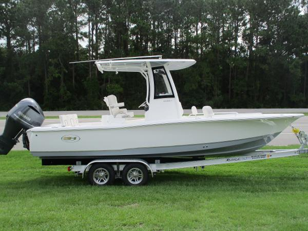 Sea Hunt BX 25FS