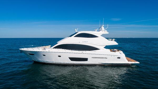 Viking 75 Motor Yacht Viking 75 MY Profile