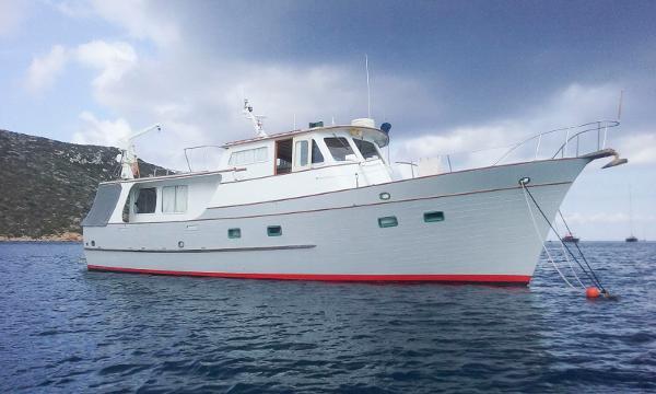 American Marine Alaskan 49