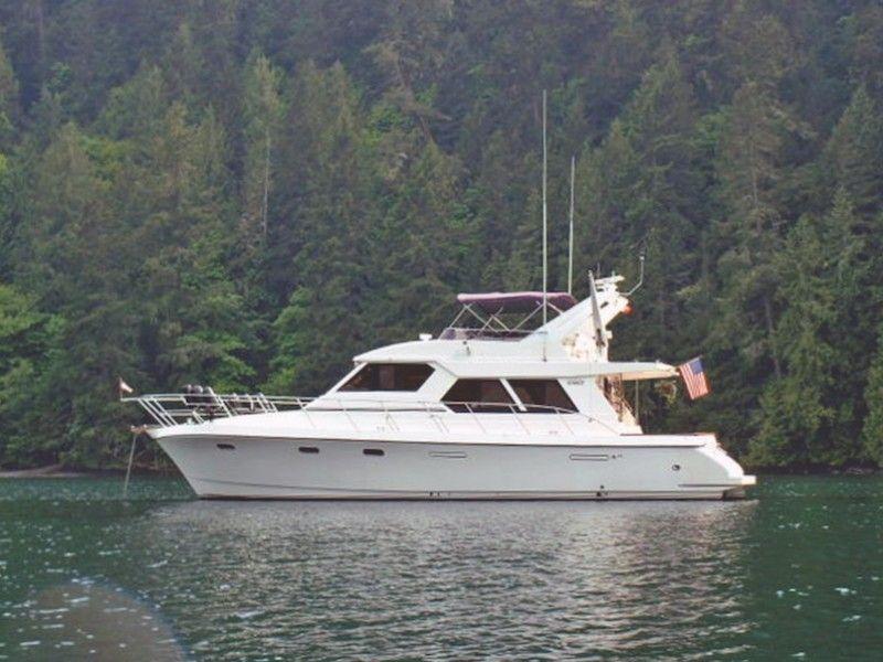 Symbol Yachts 55 Pilothouse Motoryacht