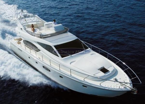 Ferretti Yachts 551 FERRETTI 551