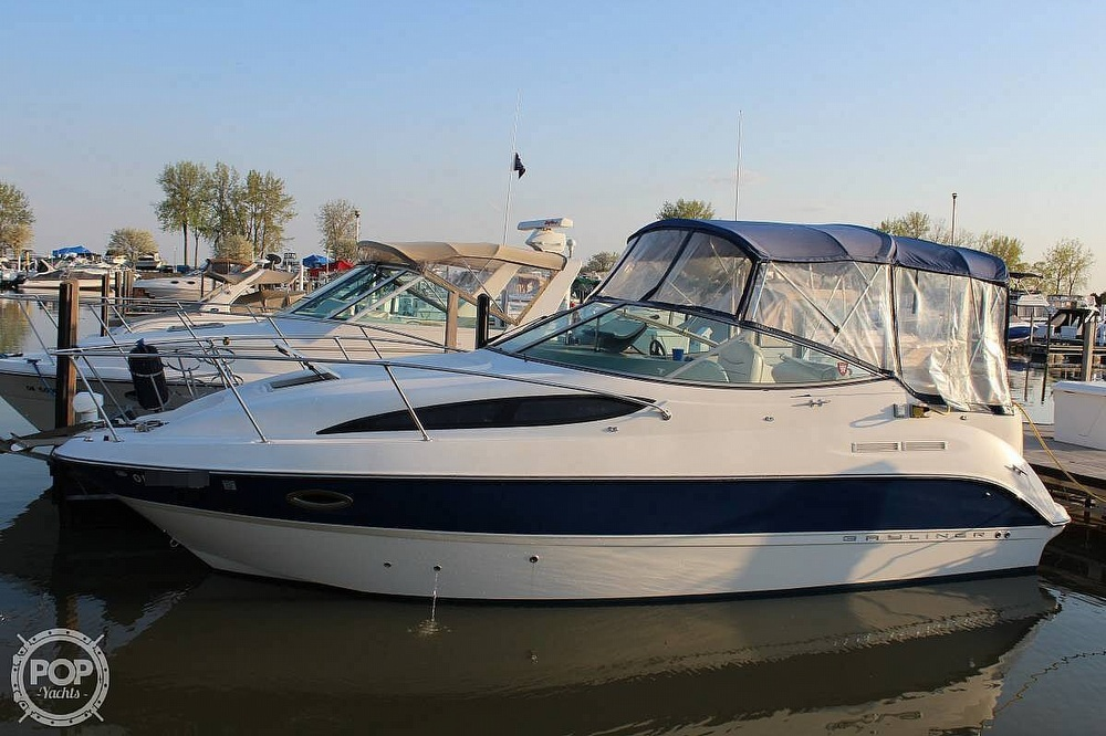 Bayliner Ciera 275 Sunbridge 2006 Bayliner Ciera 275 Sunbridge for sale in Port Clinton, OH