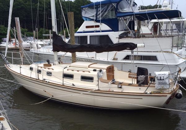 """Alberg 29 - Nye Yachts """"Serenity"""""""