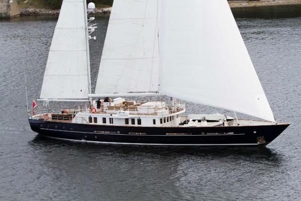 Superyacht 36m Ketch
