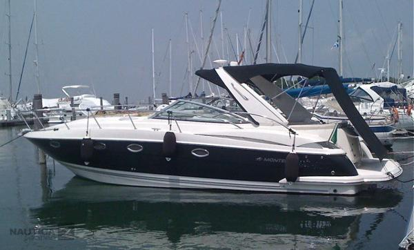 Monterey 375 SY Sport Yacht Monterey 375 Sub - 01