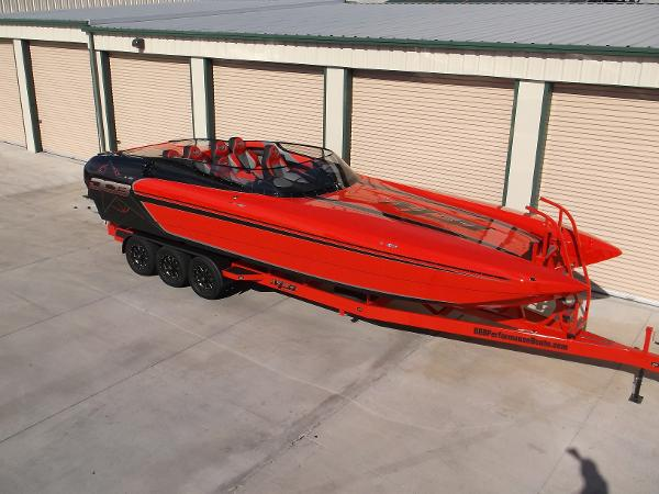 Daves Custom Boats M31 WIDEBODY