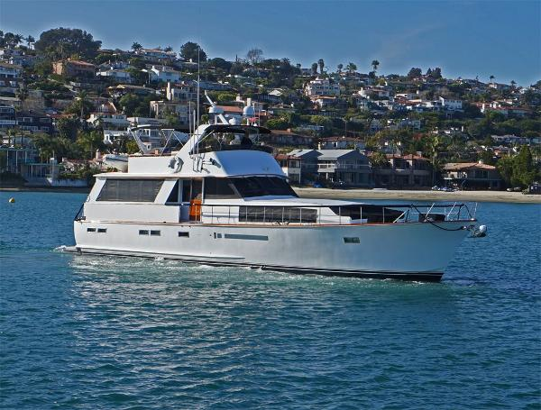 68' Chris Craft  Roamer M/V Heron