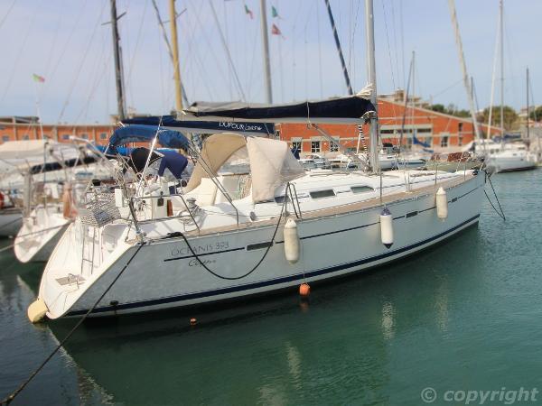 Beneteau Oceanis Clipper 393 Abayachting Beneteau Oceanis 393 1