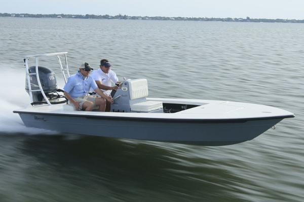 Maverick Boat Co. 18 HPX-V Manufacturer Provided Image