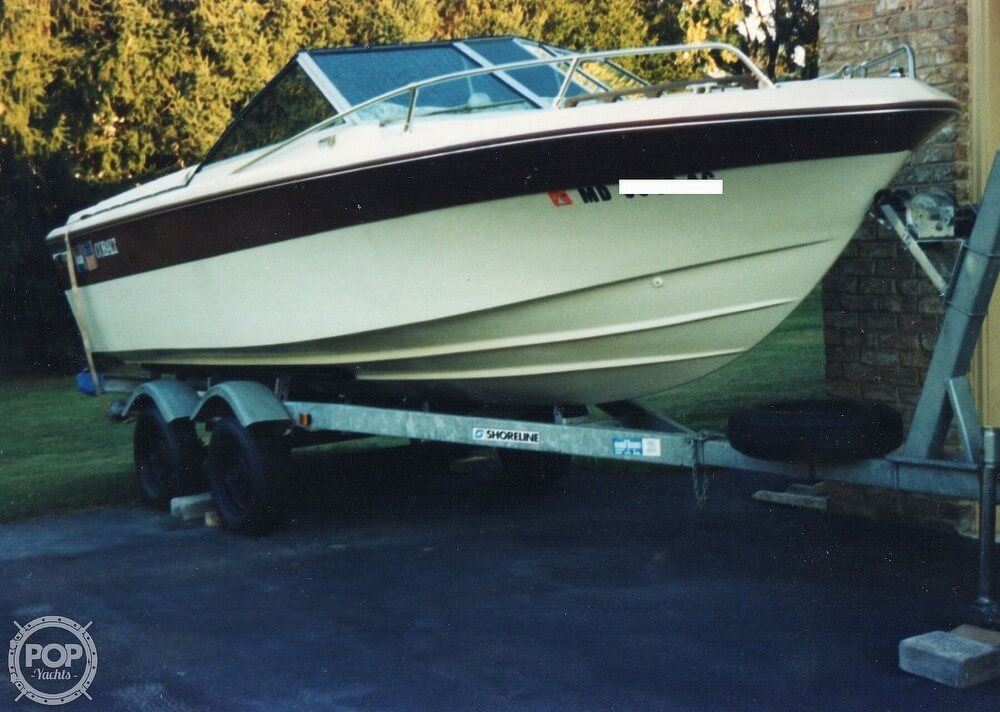 Cobalt 19 CD 1977 Cobalt 19 Closed Bow for sale in Hagerstown, MD