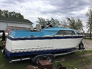 Chris-Craft Roamer 1963 Chris-Craft Roamer for sale in Hopedale, IL