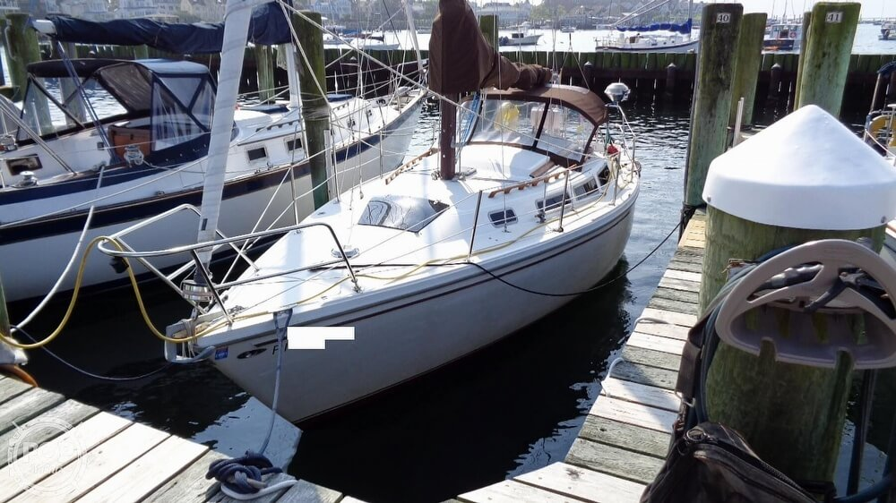 Catalina 30 1980 Catalina C 30 for sale in North Stonington, CT
