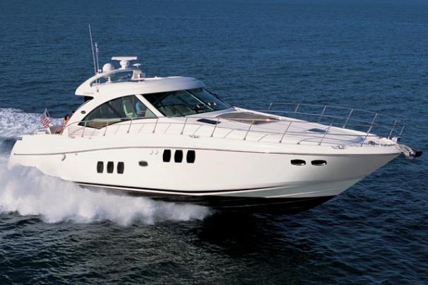 Sea Ray 610 Sundancer Manufacturer Provided Image