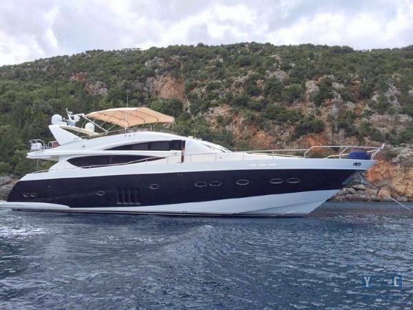 Princess 85 Motor Yacht 01-Princess 85 2009 BC Marine 1