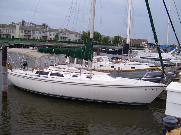 Catalina 36 Tall Rig