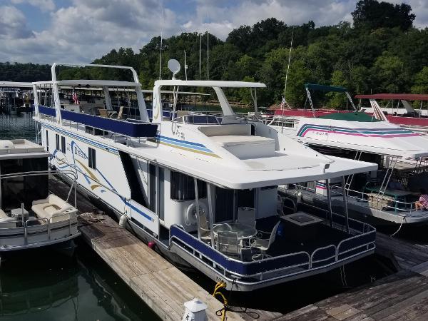 Sharpe 16 x 82 Houseboat