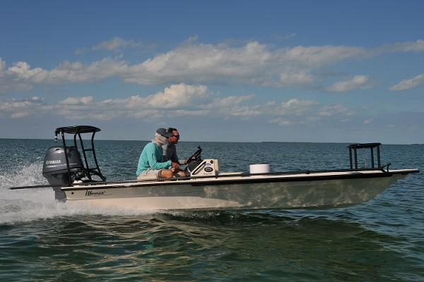 Maverick Boat Co. 17 HPX-S Manufacturer Provided Image