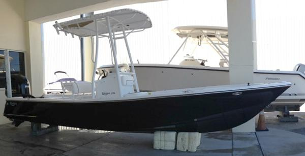 Blackjack 26 boat