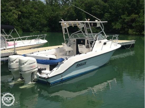 Angler Boats 2500 WA 2003 Angler 2500 WA for sale in Miami, FL