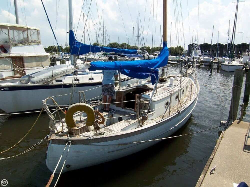 Ta Chaio 34 Fiberglass Cutter Rig Sloop 1978 Ta Chiao 34 Fiberglass Cutter Rig Sloop for sale in New Orleans, LA