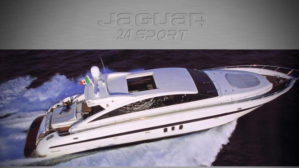 Italiayachts Jaguar 80