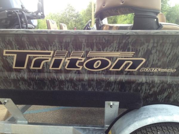 Triton 1652 T Duck Boat Triton's New 1652 T Duck Boat