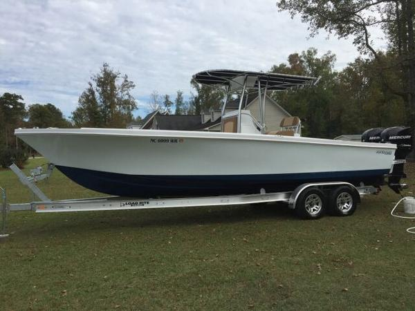 Privateer 28 Center Console