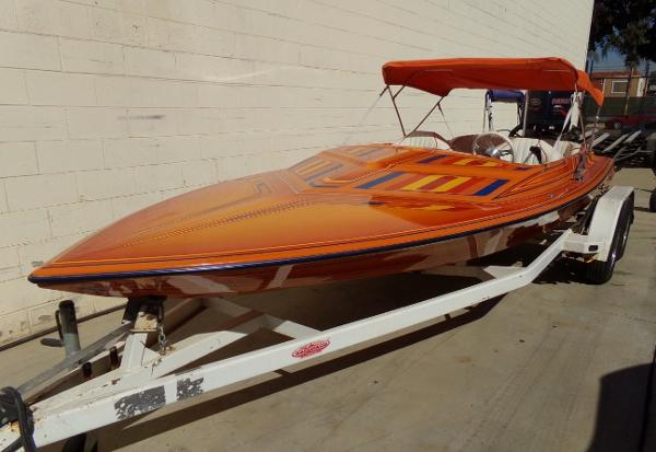 Eliminator Baker Custom Boats