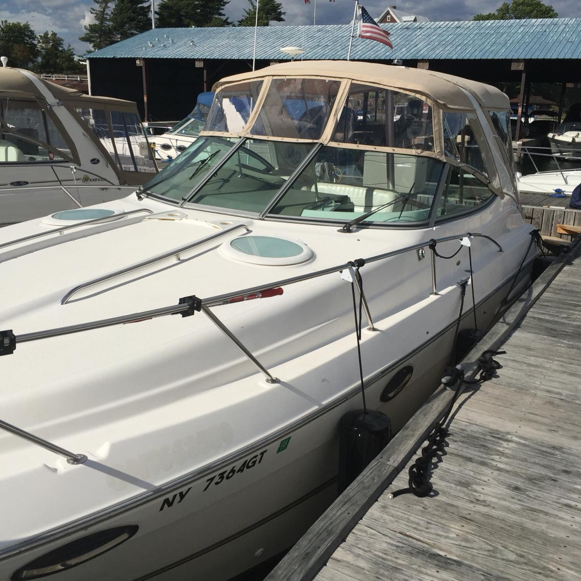 2005 20 Foot Bentley Cruiser Pontoon Boat For Sale In: Maxum 3300 Scr Boats For Sale