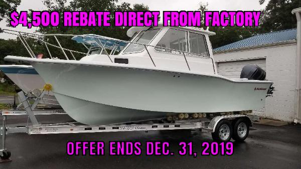 Northcoast Yachts 235 Cabin