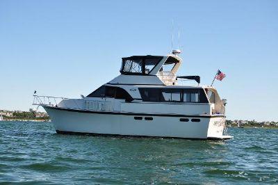 Ocean 48 Motor Yacht