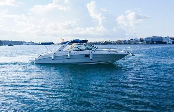 Sea Ray 290 Sun Sport Pedro´s