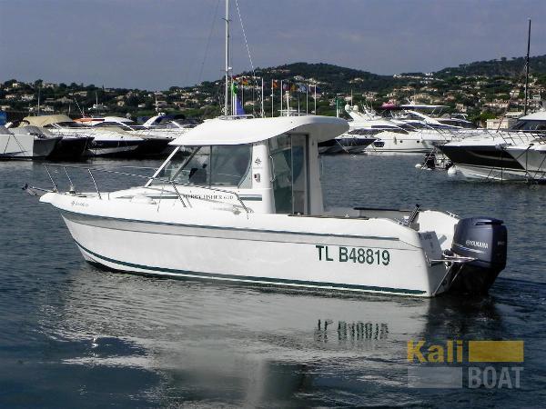 Jeanneau Merry Fisher 610 HB DSCN5039