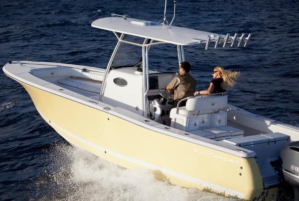 Southport 27 Center Console Manufacturer Provided Image