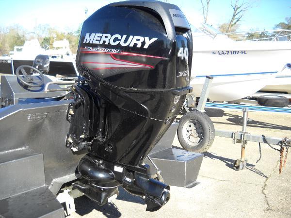 Mercury 60-40 JET