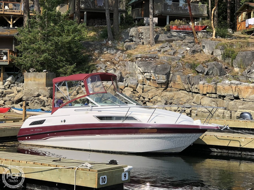Chaparral 240 Signature 1994 Chaparral Signature 24 Sunbridge Cruiser for sale in Garden Bay, BC