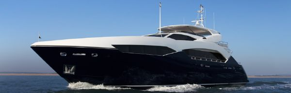 Sunseeker Predator 115 Manufacturer Provided Image: Predator 115