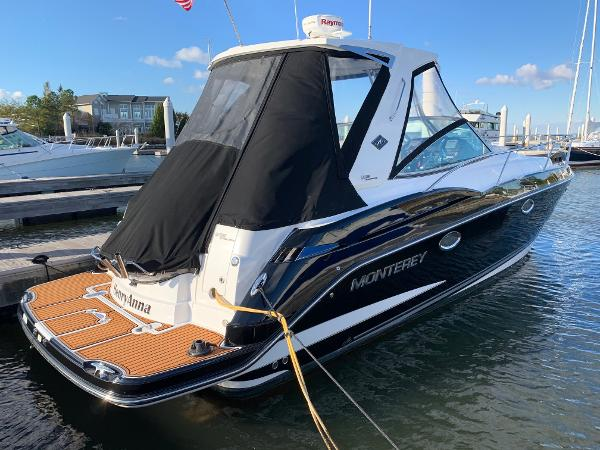 Monterey 355 Sport Yacht Monterey 355SY for sale