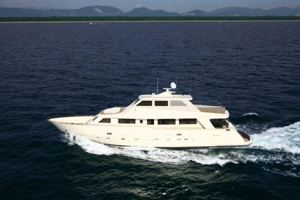 Custom Gianetti Star Navetta 85 3 Deck New853pontiultimaconfalchetta