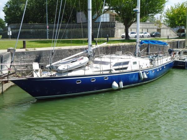 Eurosebina OCEAN SCHOONER 78
