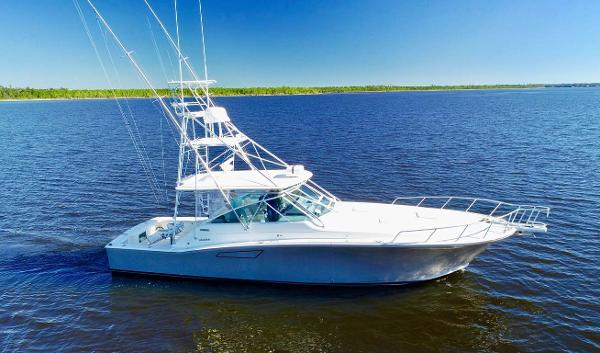 Cabo 45 Open Express Profile