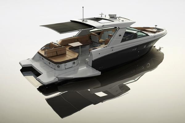 Sea Ray SLX 400 Manufacturer Provided Image