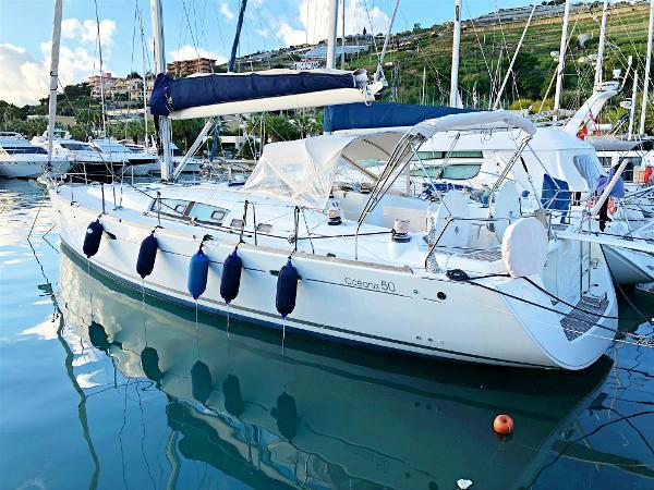 Beneteau Oceanis 50 Image 1