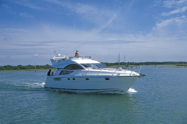 Fairline Phantom 50 BROCHURE SHOT