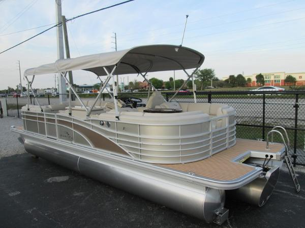 Bennington 2550 RSR Midship Bar