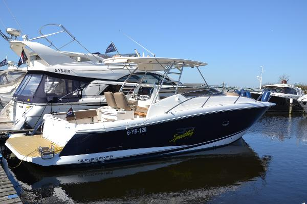 Sunseeker Sportfisher 37