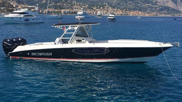 Wellcraft SCARAB 35 SPORT Wellcraft 35 Scarab (13)